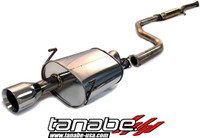 Tanabe Medalion Touring Cat-Back Exhaust - Acura Integra Type R 97-01