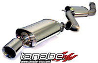 Tanabe Medalion Touring Cat-Back Exhaust - Toyota Supra 93-98