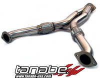 Tanabe Downpipe - Nissan 370Z 09-10