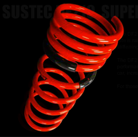 Tanabe DF210 Springs - Honda Civic Coupe/Sedan 92-95