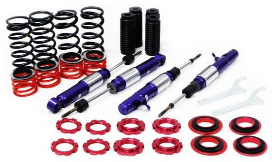 Tanabe Pro S-0C Coilovers - Mitsubishi Lancer EVO8 (CT9A) 03-05