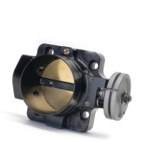 Skunk2 Pro Series Throttle Body 72Mm Billet Dbw Throttle Body 06+ Civic K-Series Engine - Black Series