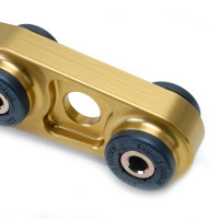 Skunk2 Rear LCA 1988-95 Civic/ Crx/ Delsol Gold Anodized
