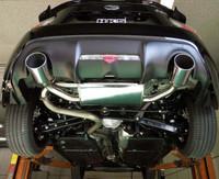 HKS Legamax Cat-Back Exhaust  - Scion FR-S / Subaru BR-Z