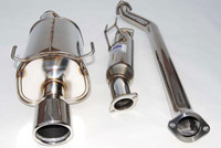 Invidia Acura Rsx Dc5 Type-S Q300 S.S. Rolled Tip Cat-Back Exhaust 01-06