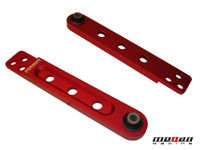 Acura 02-06 RSX ALL - RED Lower Control Arms - Megan Racing