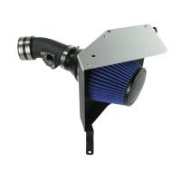 aFe Air Intake System -  Pro Dry R ; Subaru WRX/STI 02-06 H4-2.0L/2.5L (t)