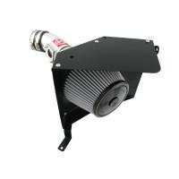 aFe Takeda Air Intake System -  Pro Dry S ; Subaru WRX/Sti 02-07 H4-2.0L/2.5L (t) - POLISHED