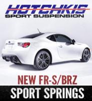 Hotchkis Sport Springs - Scion FR-S / Subaru BR-Z