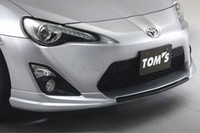 TOM'S Front Spoiler - Carbon Fiber - Scion FR-S