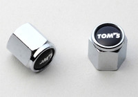 TOM'S Valve Stem Caps - Front / Rear- Scion FR-S / Subaru BR-Z