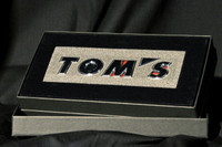 TOM'S Chrome Logo - Scion FR-S / Subaru BR-Z