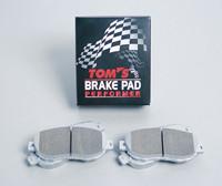 "TOM'S Front Brake Pads ""Performance"" - Scion FR-S / Subaru BR-Z"