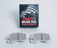 "TOM'S Rear Brake Pads ""Performance"" - Scion FR-S / Subaru BR-Z"