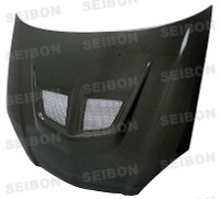 Seibon Carbon Fiber EVO Hood - Acura Rsx (Dc5) 2002-2007