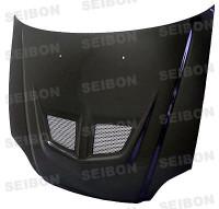 Seibon Carbon Fiber EVO Hood - Honda Civic (Em1/Ej6/7/8/Ek9)* 1996-1998