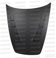 Seibon MG Dry Carbon Hood - Honda S2000 2000-2010