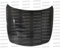 Seibon Carbon Fiber TS Hood - Infiniti G37 4Dr (V36)* 2008-2010