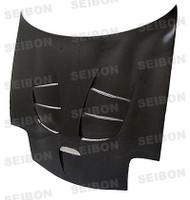 Seibon Carbon Fiber ST Hood - Mazda Rx-7 (Fd3S) 1993-2002