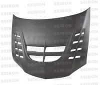 Seibon CWII Dry Carbon Hood - Mitsubishi Lancer Evo Viii / Ix 2003-2007