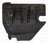 Seibon Carbon Fiber Engine Cover - Mitsubishi Lancer Evo X 2008-2010
