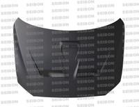 Seibon CW Dry Carbon Hood - Mitsubishi Lancer Evo X 2008-2010