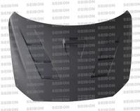 Seibon TS Dry Carbon Hood - Mitsubishi Lancer Evo X 2008-2010