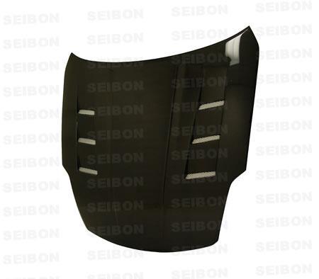 Seibon Carbon Fiber TS Hood - Nissan 350Z / Fairlady Z (Z33)* 2002-2006
