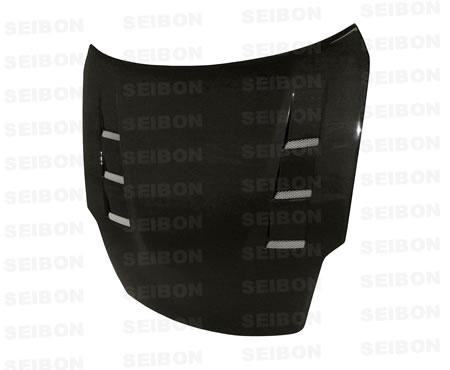 Seibon Carbon Fiber TS Hood - Nissan 350Z / Fairlady Z (Z33)* 2007-2008