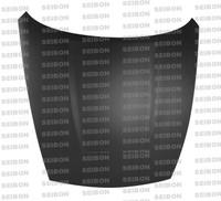 Seibon OEM Dry Carbon Hood - Nissan 370Z / Fairlady Z (Z34)* 2009-2012