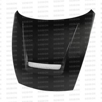 Seibon Carbon Fiber VSII Hood - Nissan 370Z / Fairlady Z (Z34)* 2009-2012