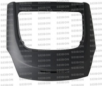 Seibon OEM Dry Carbon Trunk/Hatch - Nissan 370Z 2009-2012