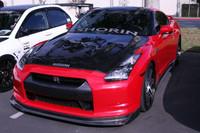 Seibon Carbon Fiber OEM Hood - Nissan Gtr R35 2009-2012