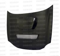 Seibon Carbon Fiber RC Hood - Subaru Impreza / Wrx / Sti (Gda/Gga)* 2002-2003
