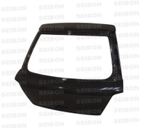 Seibon Carbon Fiber OEM Trunk/Hatch - Subaru Impreza / Wrx Wagon 2002-2007