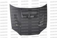 Seibon CW Dry Carbon Hood - Subaru Impreza / Wrx / Sti (Gda/B/F Or Gga/E)* 2004-2005