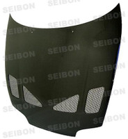 Seibon Carbon Fiber TR Hood - Toyota Supra (Jza80L) 1993-1998