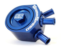 Air Oil Separator Blue - Subaru 08+ WRX/ ALL LGT
