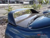 Megan Racing Carbon Fiber Spoiler - Acura Integra 94-01 Type R style