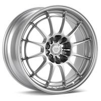 Enkei NT03+M Wheel - 18x8.5 5x130 / 5x114.3 / 5x120 Silver
