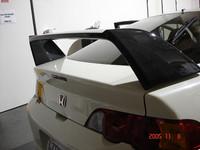 Megan Racing Carbon Fiber Spoiler - Acura 02+ RSX