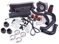 Full Kit - Plug and Play Vortech Supercharger Kit for Scion FR-S / Subaru BRZ