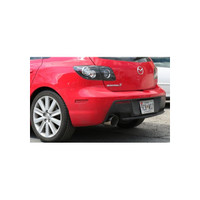 TurboXS Stealthback Exhaust Catless - 2007-08 Mazdaspeed 3