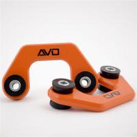 AVO Rear Solid Endlinks w/polyurethane - 02-07 Subaru WRX