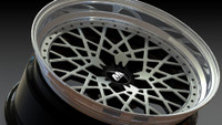 M Technica Monza Wheel - Side Shot - Custom Made