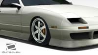 1986-1991 Mazda RX-7 Duraflex B-Sport Style Fenders