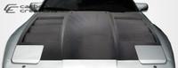 1986-1992 Toyota Supra Carbon Creations Carbon Fiber GT Concept Hood -