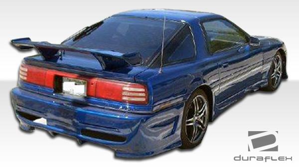 1986-1992 Toyota Supra Duraflex Evo Body Kit - 4 Pieces