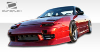 1989-1994 Nissan 240SX 2DR Duraflex Type U Body Kit - 4 Pieces