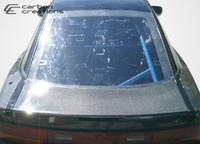1989-1994 Nissan 240SX HB Carbon Creations Carbon Fiber OEM Trunk -